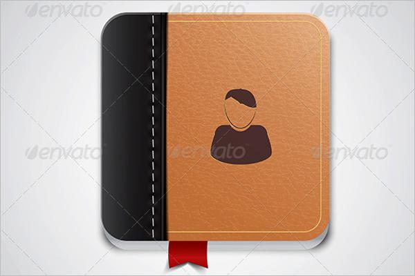 Access Address Book Template