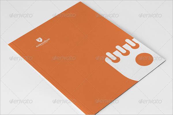 Address Book Logo Template