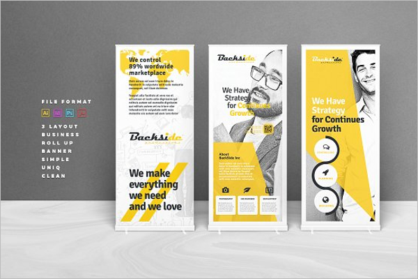 Adobe Photoshop Banner Template