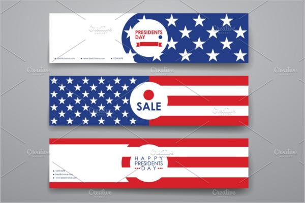 American Banner Design