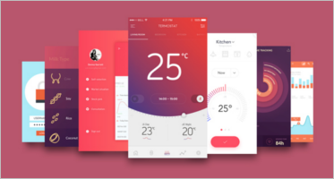 50+ Android App Design Templates Free PSD Download