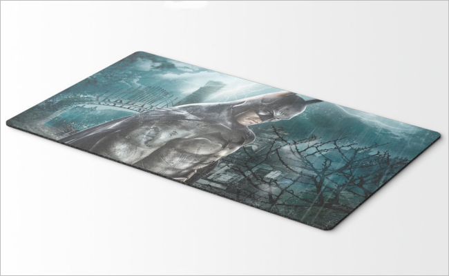Animated Mouse Pad Mockup Design
