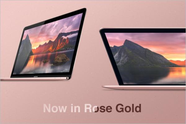 Apple Device Mockup Bundle Template
