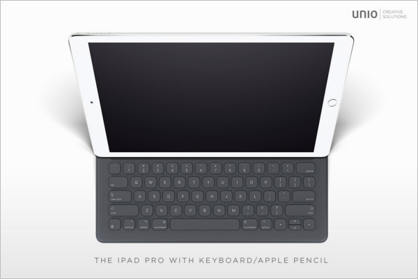 Apple Macbook Device Mockup Template