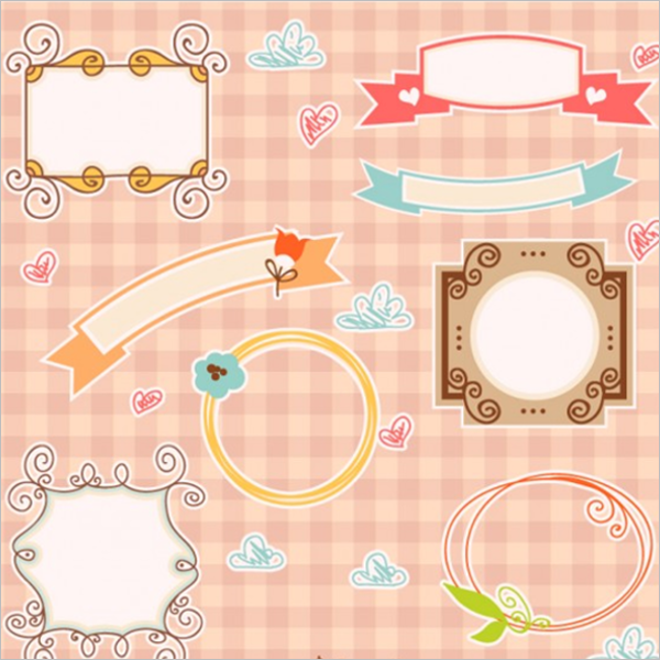 Baby Shower Banner Free Template