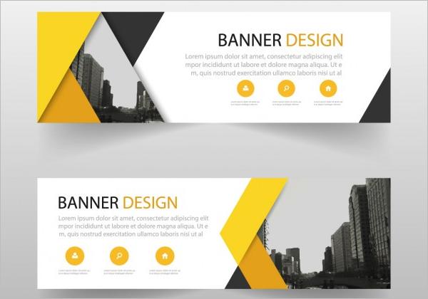 Banner Background Design