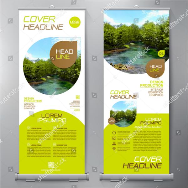 Banner Template Illustration