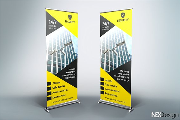 Banner Template PPT