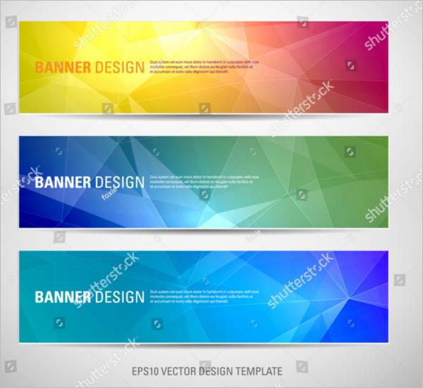 Banner Vector Design Template