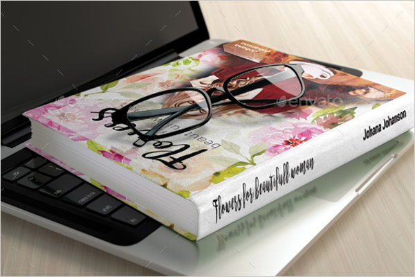 Beautyful CoverPage Book Template