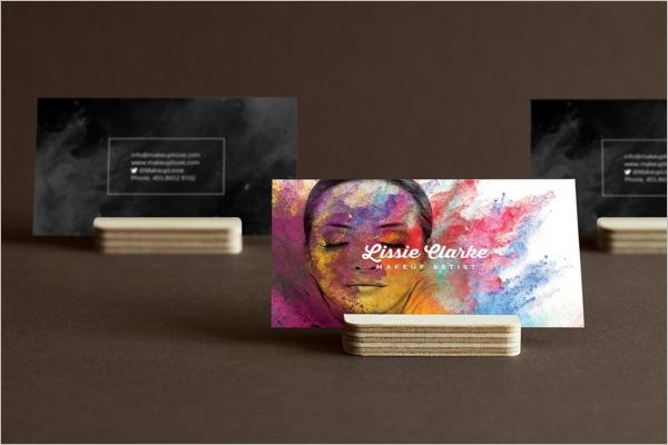 Best Artistic Business Card Template