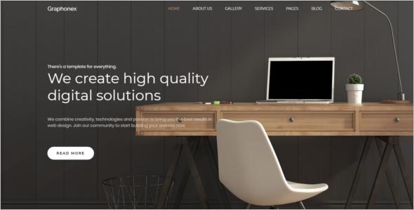 Best Blog Design Template