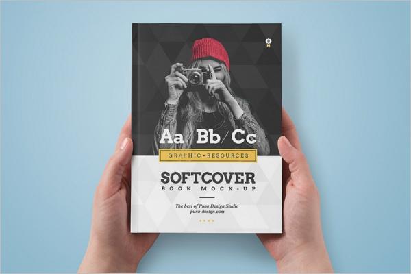 BestBook Cover Mockup Design