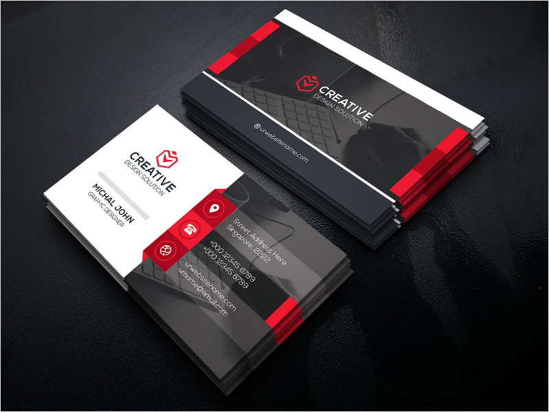 78 business card templates free psd design ideas best business card template friedricerecipe Gallery