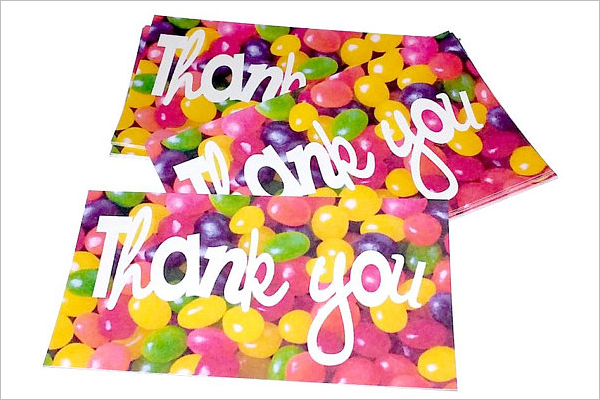 Best Business Thank You Card