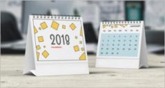 Calendar Design Templates