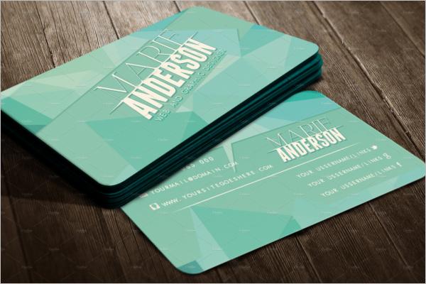 Best Designer Business Card Template
