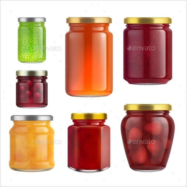 Best Jar Mockup Set