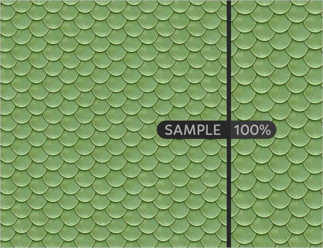 Best Metal Scale Texture Design