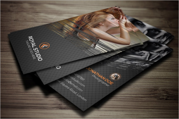 Best Photography Business Card Design