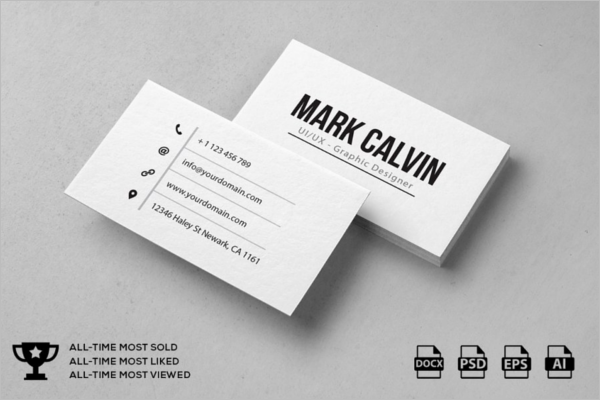 Best Photoshop Business Card Template