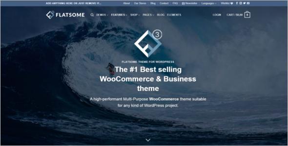 Best Selling WooCommerce Theme