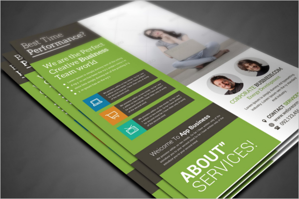 Best Small Business Flyer Template