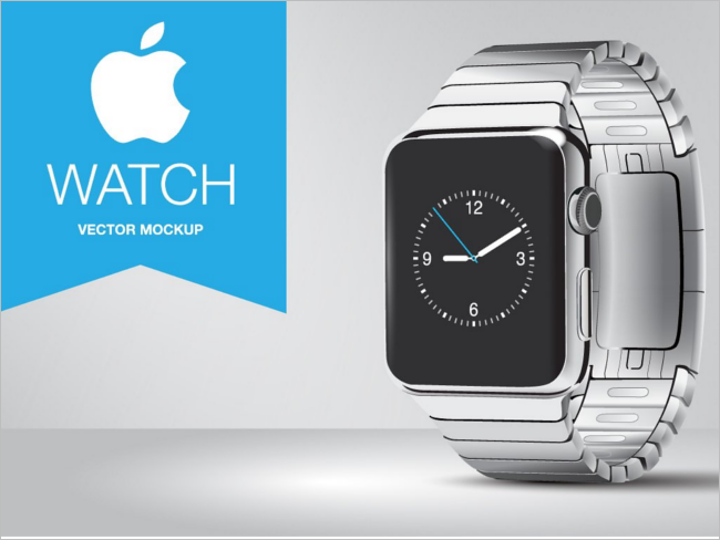 Best Watch Mockup Design