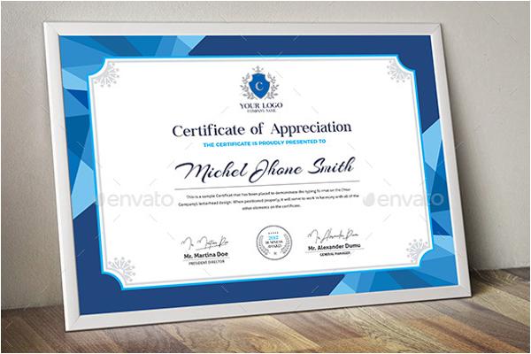 Best Word Certificate Template