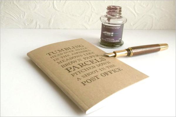 Birthday Address Book Design