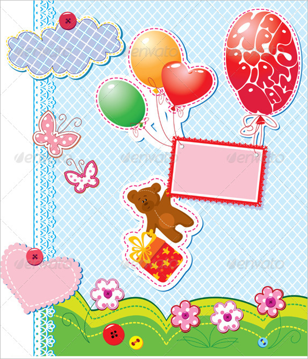 Birthday Gift Card Template Word