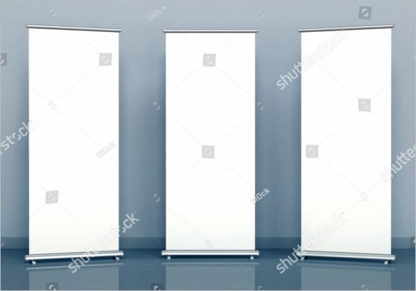 Blank Banner Design Template Download