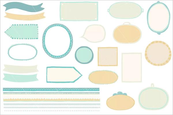 Blank Border & Frame Design