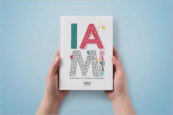 Book Cover Mockup Design