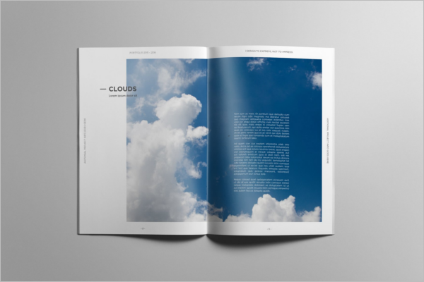 Book Layout Design Template