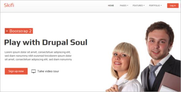 Bootstrap Drupal Theme