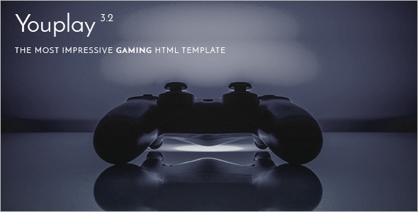 Bootstrap Game Design Template