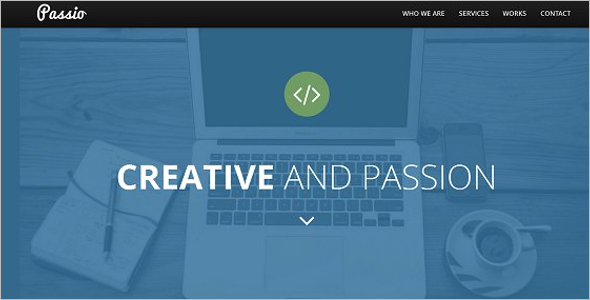 Bootstrap Web Template