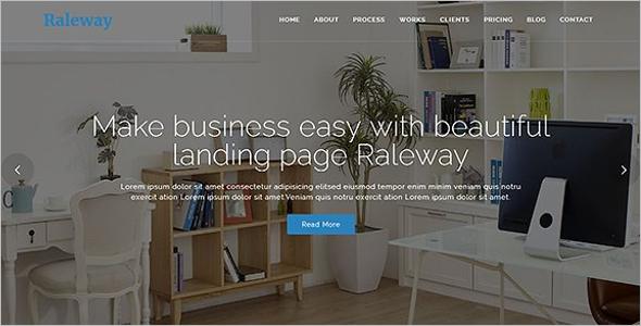 Bootstrap WordPress Theme