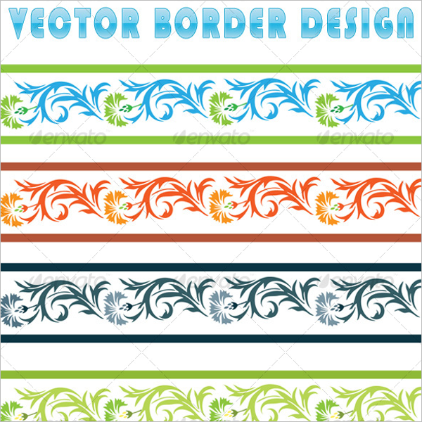 Border Design Vector