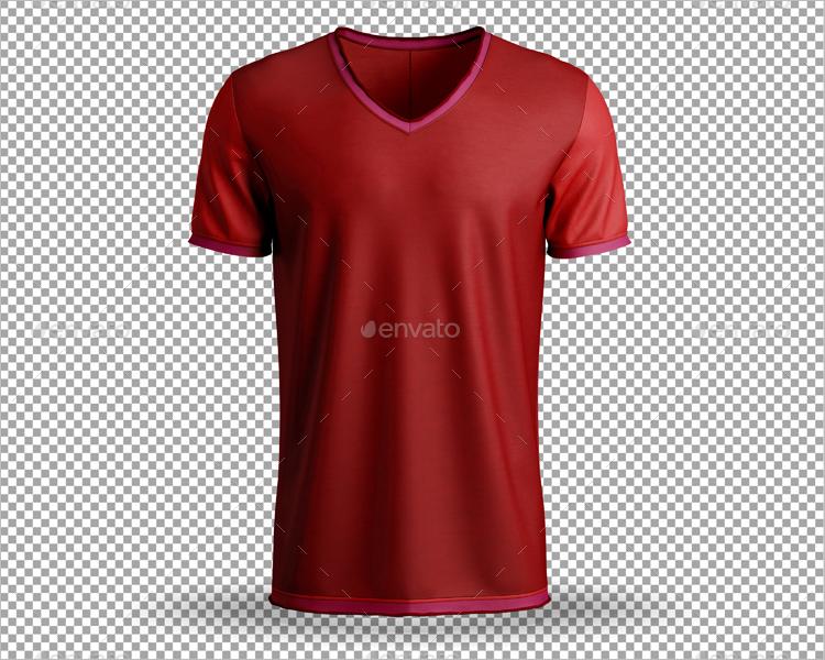 Branded T-Shirt Mockup Design