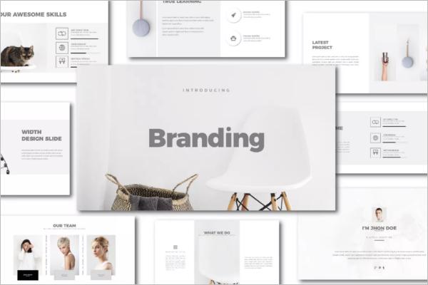 Branding Keynote Template