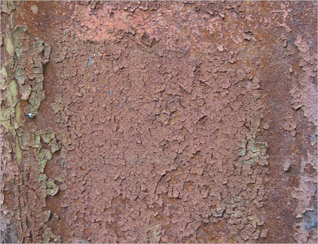 Bronze Wood Texture Design