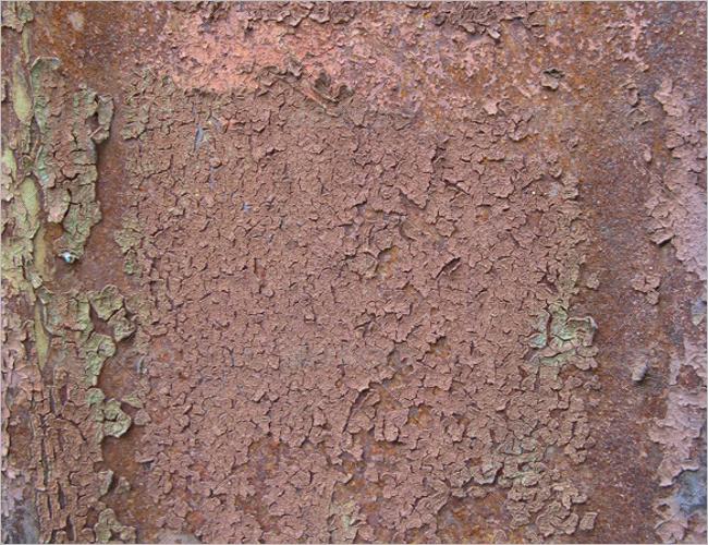 Bronze Wood Texture Design