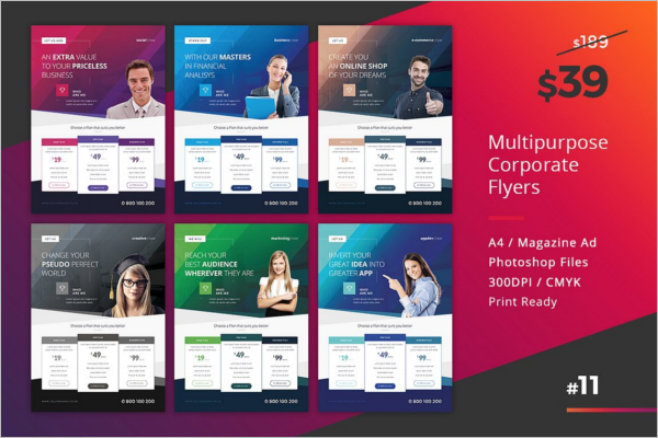 Bundle For Small Business Flyer