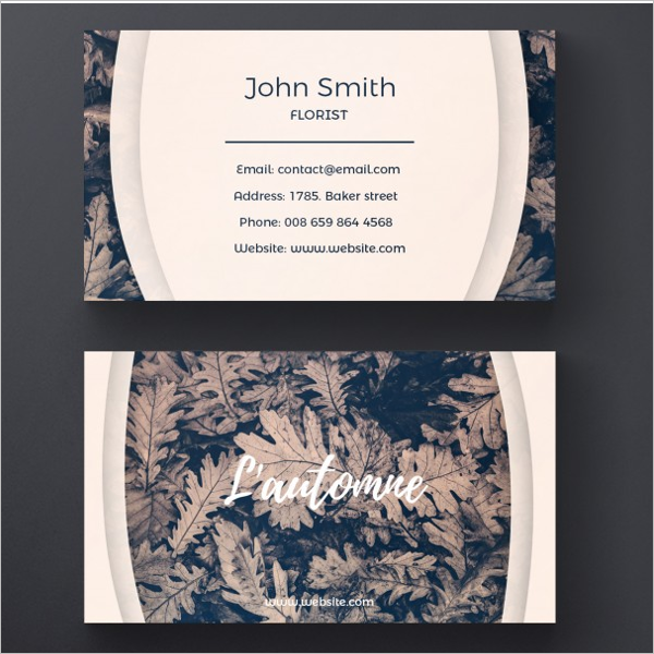 Business card template free psd business card template free psd reheart Image collections