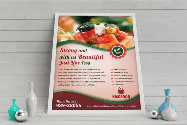 Business Flyer ForRestaurant