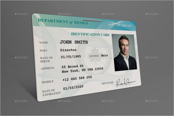 38 Id Card Templates Free Word Pdf Excel Png Psd Designs