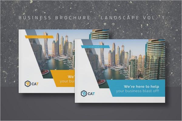 41 landscape brochure templates free psd pdf indesigns