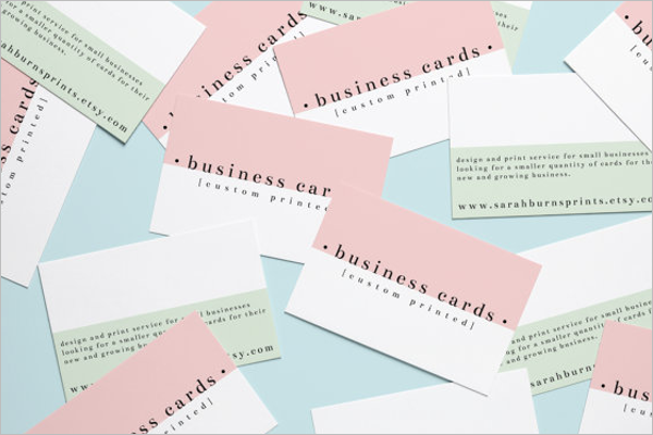 Business Thank You Card Ideas - Creative Template